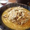 長浜のスパイス料理の店「バキン」でカレーランチ♪